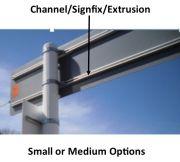 Channel/Signfix/Extrusion - Medium
