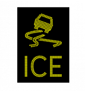ROAD CONDITION ICE